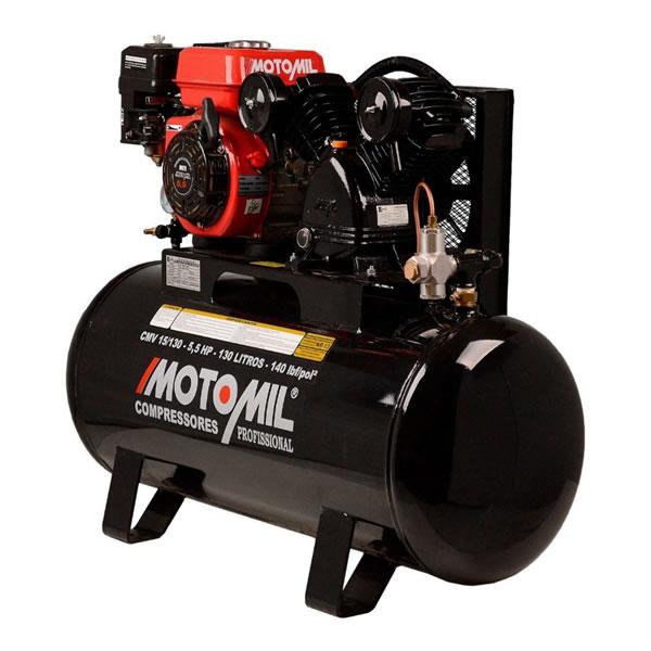 Compressor 15 PCM 220V Motor Branco (Diesel)