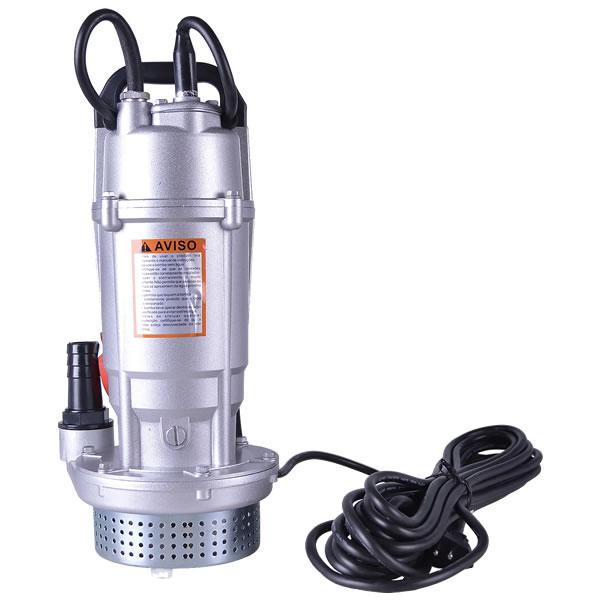 Motobomba Subm. 1 Hp Água - Água Suja Inox Xks-750Sw Gamm 220v