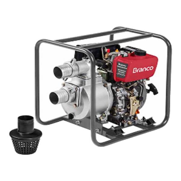 Motobomba Diesel auto escorvante 2 e 3 pol